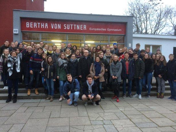 Bertha Von Suttner Gymnasium Berlin